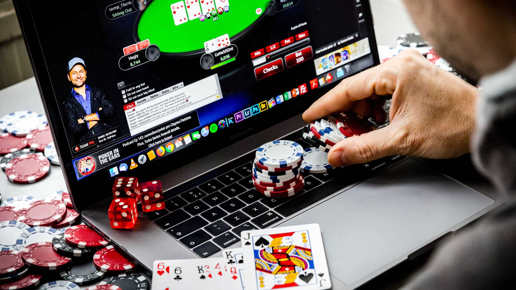The Intricacies Of Online Casino And What You Need To Do Today