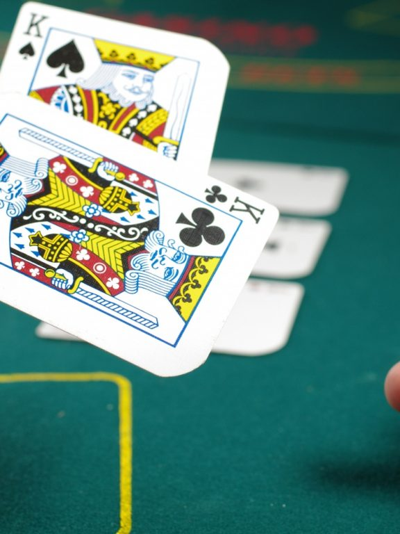 Casino Poker: Get That Poker Table Ready!